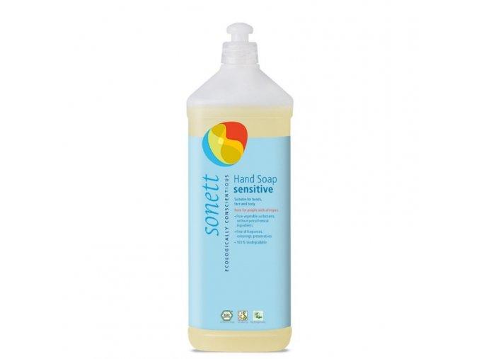 BEEE03F5 A5FC 4796 96B6 342259AE0190 sonett tekute mydlo na ruce sensitiv 300ml