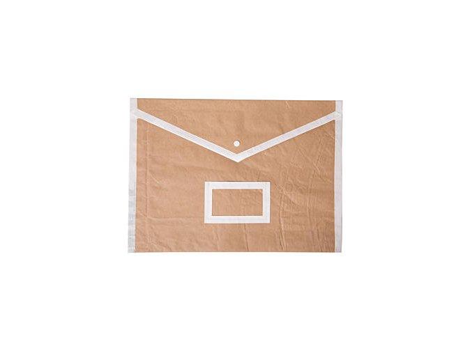 slozka papirova hneda 7824