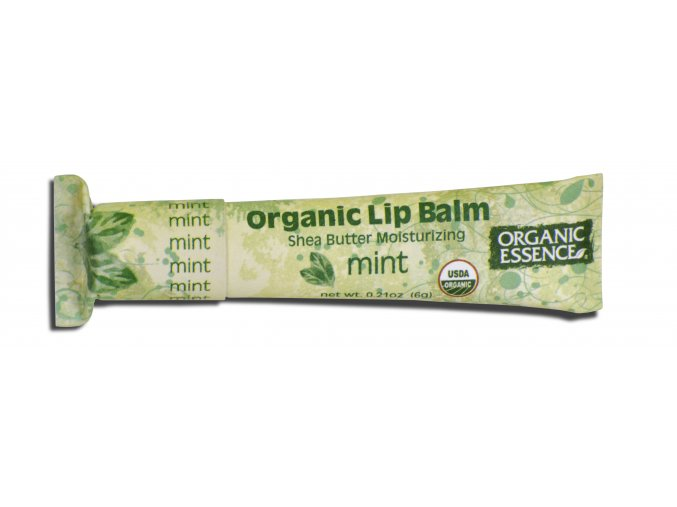 OE Lip Balm Mint closed