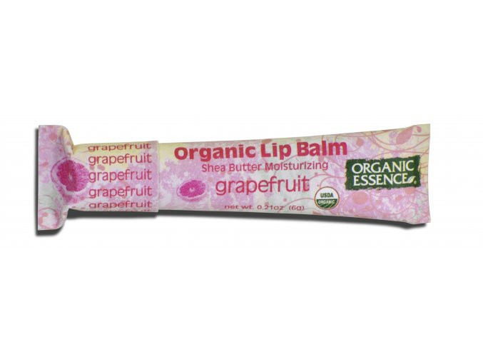 OE Lip Balm Grapefruit closed