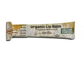 OE Lip Balm Vanilla closed