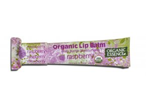 OE Lip Balm Raspberry closed
